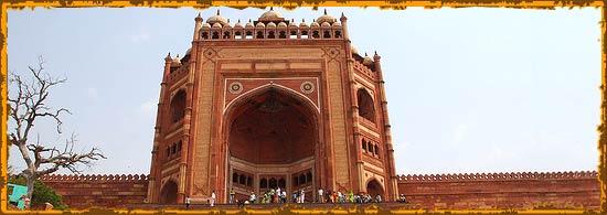Buland Darwaza India Buland Darwaza Information On Buland